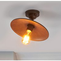 Ceiling light ALICE antique brass