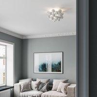 By Ryd ns Gross ceiling light  matt white  50 cm