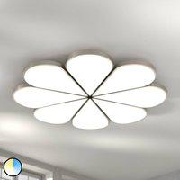 B Leuchten Flower LED ceiling light CCT   81 cm