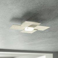 GROSSMANN Creo LED ceiling light champagne