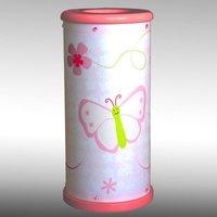 Papillon LED table lamp for children s room