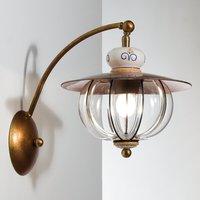 Projecting Lampara wall lamp   handmade