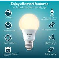 Innr LED bulb WiFi E27 9 W 806 lm 2 700 K set of 2