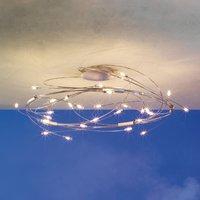 30 bulb ceiling light Spin