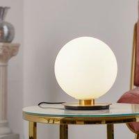 Menu TR Bulb table lamp 22 cm brass matt opal