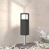 BEGA 84604   LED pillar light in graphite  3 000 K