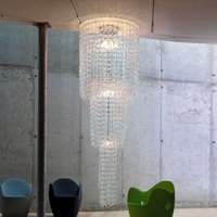 Giogali hanging light  height 350 cm