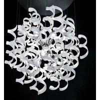 Modern hanging light White