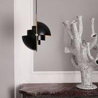GUBI Multi Lite hanging lamp 32 cm brass black