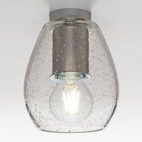 Bagan Evolution ceiling lamp  bubble glass