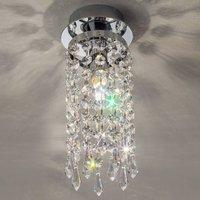 KOLARZ Charleston   crystal ceiling lamp  24 cm