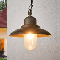 Outdoor hanging light PALERMO
