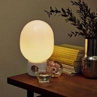 Menu JWDA table lamp with marble base