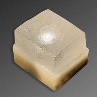 Paving stone Light Stone Concrete with LED 10 cm
