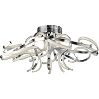 Intertwined LED ceiling light Weed