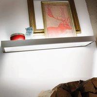 GS 2 LED Decorative glass shelf light  90 cm