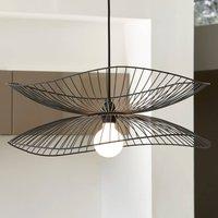 Forestier Libellule S pendant lamp  56 cm  black