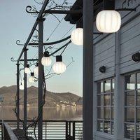 Martinelli Luce Kiki outdoor string lights 10 bulb
