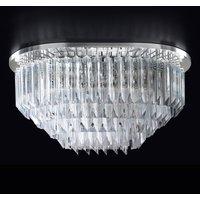 Cristalli ceiling light 65 x 48 cm  chrome