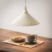 Hanging light Pizzo  1 bulb  40 cm