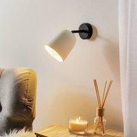 Casablanca Clavio variable ceramic wall lamp