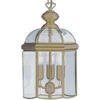 Hanging lamp Arlind    22 cm  antique brass