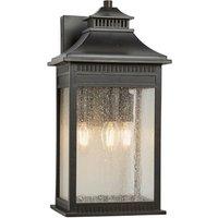 Beautiful Livingston outdoor wall lamp