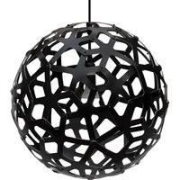 david trubridge Coral hanging lamp   40 cm black