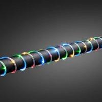 LED rope light Mini RGB 500 cm