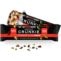 Image of The Protein Works Protein Crunkies (Singles)