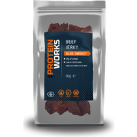 Image of The Protein Works Beef Jerky