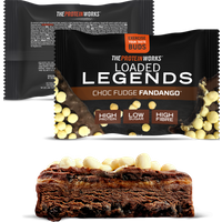 Image of The Protein Works Loaded Legends (Single)