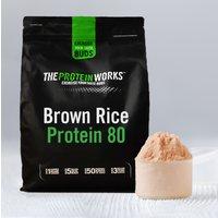 Protéine De Riz Brun 80
