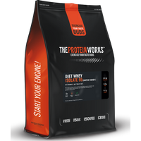 Image of The Protein Works Diet Whey Isolate 95