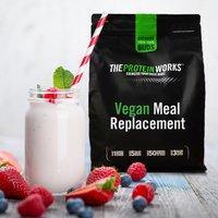 Substitut De Repas Vegan