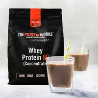 Whey Protein 80 (Concentrate)