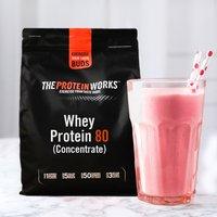 Whey Proteine 80 (Concentré)