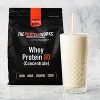 Proteine Whey 80 (Concentrate)