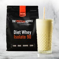 Diet Whey Protein Isolate 90