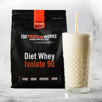 The Protein Works ES|Diet Whey Protein Isolate 90