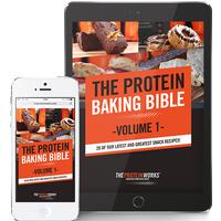 The Protein Baking Bible: Volume 1
