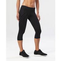 2XU - Womens Compression 3/4 Tights Black/Nero Small