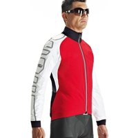Assos - iJ.shaqUno Jacket Red Swiss L