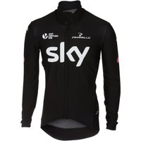 Castelli - Team Sky Perfetto Long Sleeve Wind/Rain Jacket