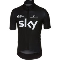 Castelli - Team Sky Gabba 3 Short Sleeve Wind/Rain Jacket