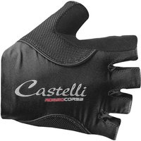 Castelli - Rosso Corsa Pave Womens Gloves Black L