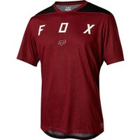 Fox Racing - Indicator SS Mash Jersey Dark Red Medium