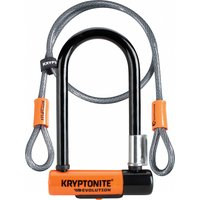 Kryptonite - Evolution Mini-7 W/flex Cable Flexframe Bracket