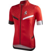 NUOVO by Ribble - Mens Short Sleeve Jersey Red XL