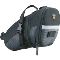 Topeak - Aero Wedge Seatpack with straps MD
